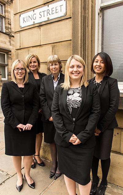 solicitors team